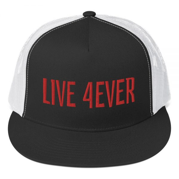 live for ever